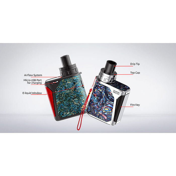 SMOK Priv One Kit All-in-One Vape Mod 2ml - (920mAh)