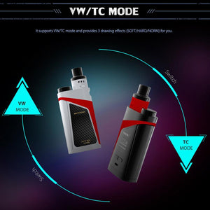 SMOK Skyhook RDTA BOX 220W Kit w/ Rebuildable Atomizer