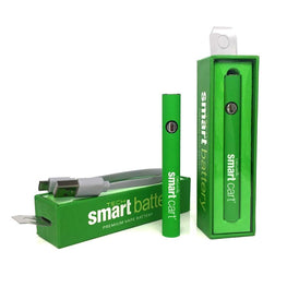 Smart Vape Pen Battery for 510 Carts and Tanks (380mAh)