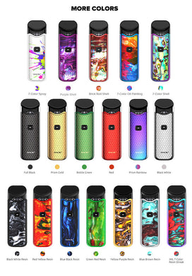 Smok Nord Pod Vape Kit (3ml, 1100mAh)