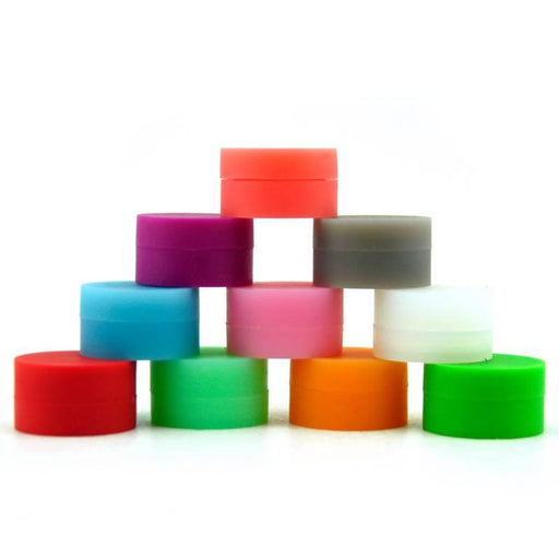 Soft Silicone Nonstick Dab Jar (5ml)