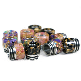 810 Drip Tip - TFV8 TFV12 Large Wide Bore Resin Drip Tip