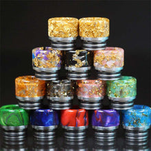 Load image into Gallery viewer, 810 Drip Tip - TFV8 TFV12 Large Wide Bore Resin Drip Tip
