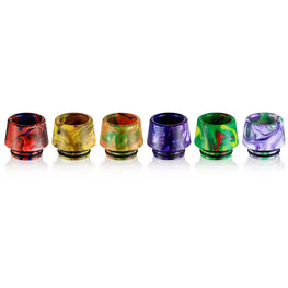 810 Drip Tip - Cone Epoxy Resin Drip Tip Mouthpiece