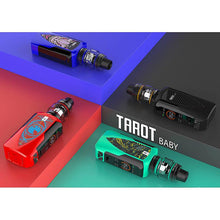 Load image into Gallery viewer, Vaporesso Tarot Baby 85W Mod Kit w/ NRG SE Tank (2500mAh)