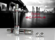 Load image into Gallery viewer, Ecapple Tlaloc Wax Vaporizer Water Bubbler Atomizer