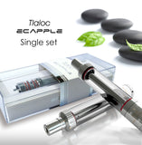 Ecapple Tlaloc Wax Vaporizer Water Bubbler Atomizer