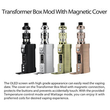 Load image into Gallery viewer, Wellon Transformer Starter Kit w/ 75w Mod + Tank - 4ml