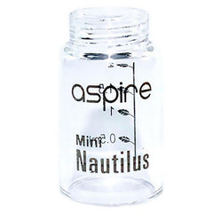 Aspire Nautilus or Nautilus Mini Replacement Glass Tank Tube (2ml & 5ml)