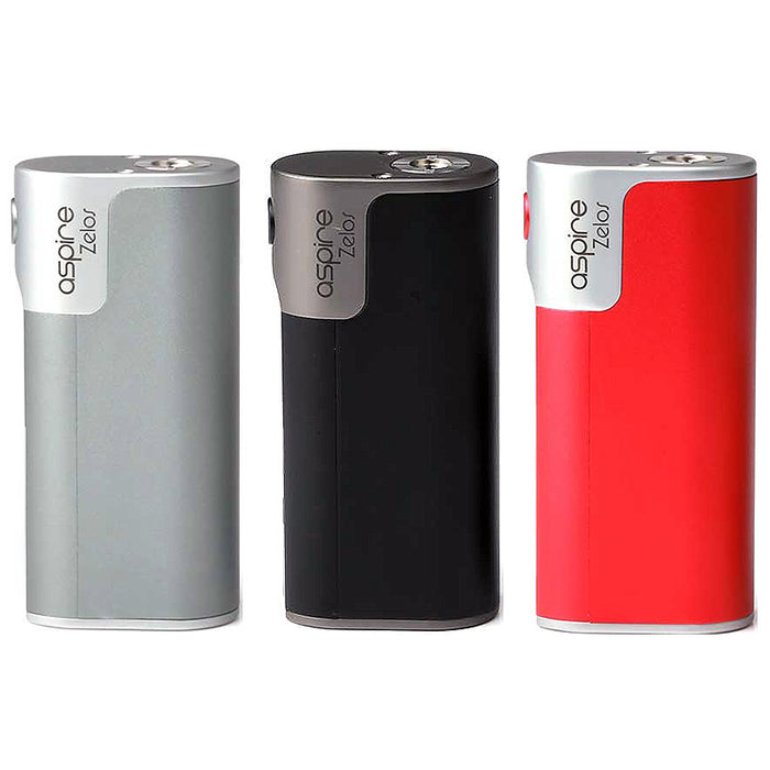 Aspire Zelos 50W Mod Vape Battery (2500mAh)