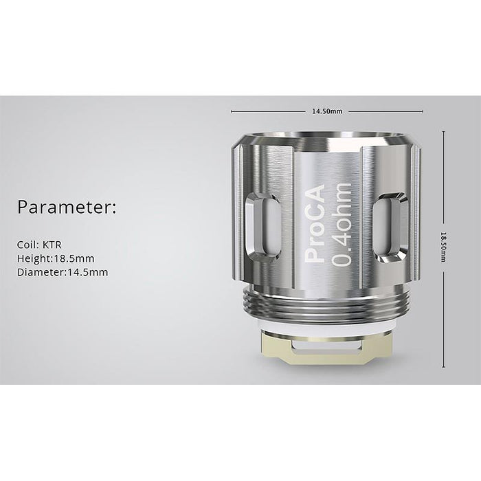 Joyetech ProCA Coils for ProCore Air Tank (5 pack)