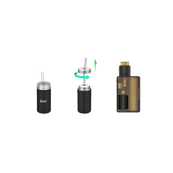 Vandy Vape Pulse BF Mod Bottles for Pulse BF Squonker Box Mod