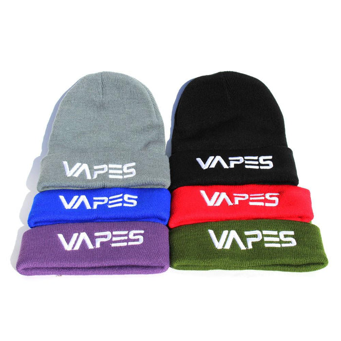 FREE VAPES Beanie Hat - LIMIT 1 PER ORDER