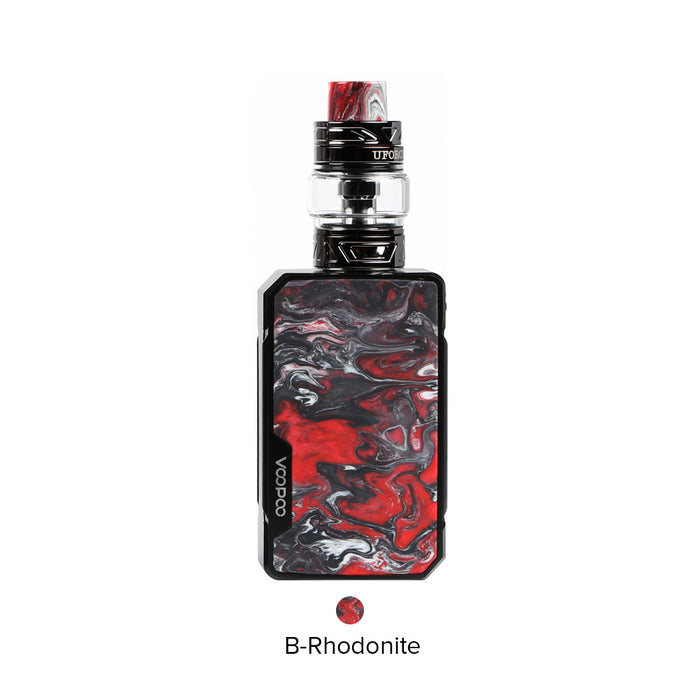 VOOPOO Drag Mini 117w Mod Kit w/ Uforce T2 Tank (4400mAh)