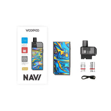 Load image into Gallery viewer, VOOPOO Navi Pod 40W Vape Starter Kit (3.8ml, 1500mAh)
