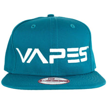 Load image into Gallery viewer, VAPES Snapback Hat - New Era (7 Colors)