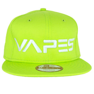 VAPES Snapback Hat - New Era (7 Colors)