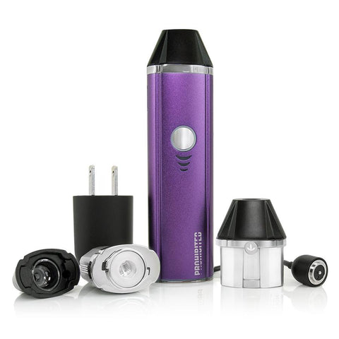 Prohibited 5th Degree Herb Vaporizer and Wax Vape