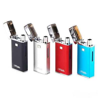 Yocan Flick Wax/Oil Concentrate Cartridge Vape / Juice Box Mod Kit (650mAh)
