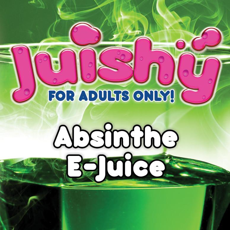 Absinthe Splash E-Liquid by Juishy E-Juice