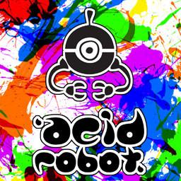 Acid Robot E-Liquid (Squaredaddy) Berry Bubblegum E-Juice