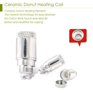 Airistech W4 Replacement Coil with Ceramic Head