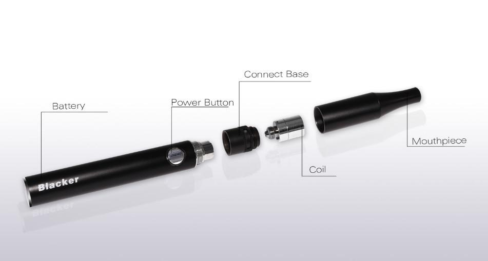 Airistech Blacker Vape Pen for Wax Concentrates