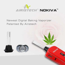 Load image into Gallery viewer, Airistech Nokiva Vaporizer (Non-Combustion Baking)