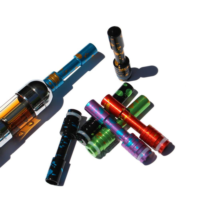 Anodized Splash Bazooka Drip Tips