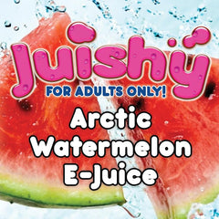Image of Arctic Watermelon E-Liquid by Juishy E-Juice (100ml)