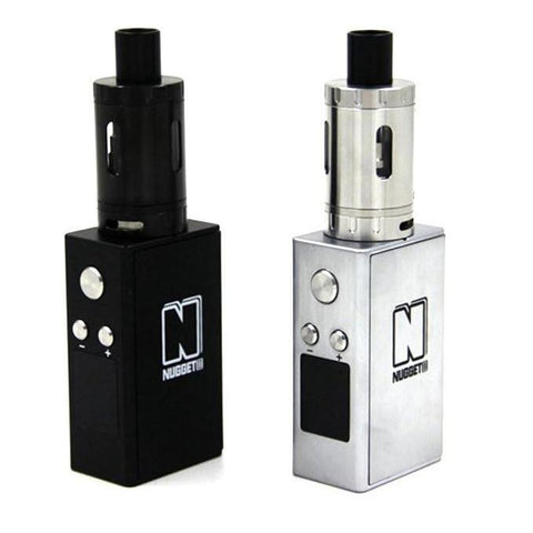 Gold Rush V2 Kit by Artery Vapor (Nugget V2.0 Mod + Trace Tank Atomizer)
