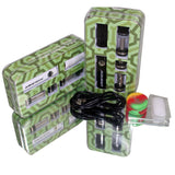 Airistech 3-in-1 Vape Survival Kit for Herb/Wax/Oil (AS-1)