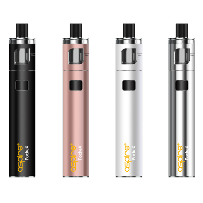 Aspire PockeX Replacement Glass Tank Tube