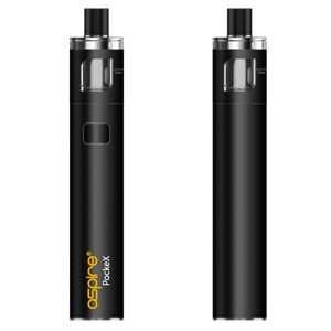 Aspire PockeX All-In-One Vape Pen Kit for E-Liquid - 2ml (1500mAh)
