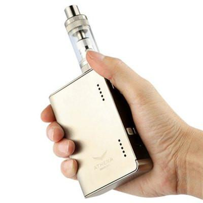 Athena Hero 240W TC Box Mod (Triple 18650)