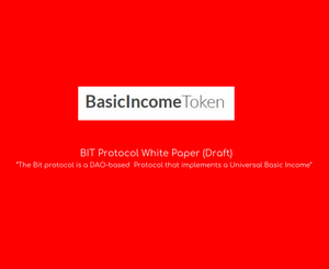 100 BITs Every Day FREE Basic Income Token