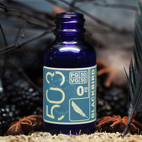 Blackbird (Berry Anise) by 503 e-Liquid (15ml)