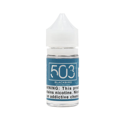 Blackbird Salt Nicotine Vape Juice by 503 eLiquid (30ml)