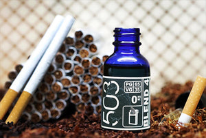 Blend 4 (Tobacco) by 503 e-Liquid (15ml)