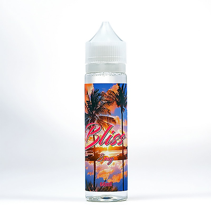 Bliss E-Juice by Eyedenity E-Liquid (Pomegranate, Cranberry, Champagne) (60ml)