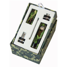 Load image into Gallery viewer, Dripstick Camo 2-in-1 Vape Pen for Herb/Wax