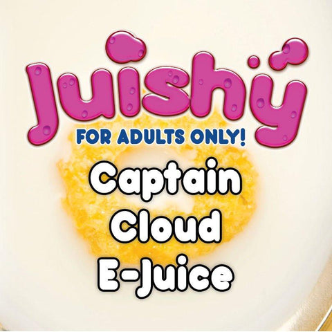 Captain Cloud E-Liquid by Juishy E-Juice