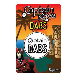 Captain Kava Dabs - Kava Kava Wax Concentrate (not available)