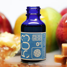 Load image into Gallery viewer, Caramel Apple Pie by 503 e-Liquid (15ml)
