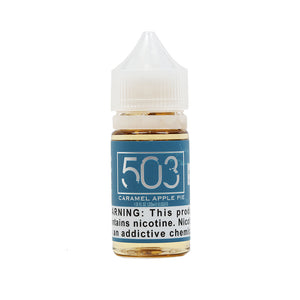 Caramel Apple Salt Nicotine Vape Juice by 503 eLiquid (30ml)