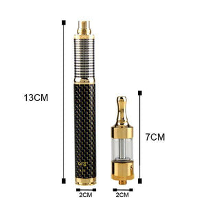 Carbon Spinner III Vape Starter Kit (24k Gold Plated)