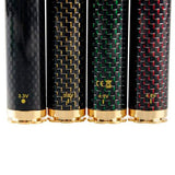 Carbon Spinner III 1600mAh Battery (24k Gold Plated)