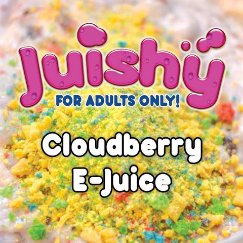 Cloudberry E-Liquid by Juishy E-Juice