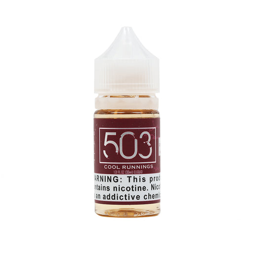 Cool Runnings Salt Nicotine Vape Juice by 503 eLiquid (30ml)