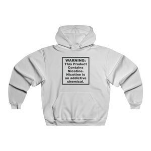FDA Warning This Product Contains Nicotine Unisex Hoodie